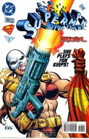 Action Comics # 718