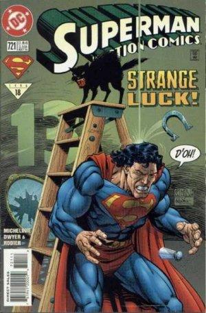 Action Comics # 721