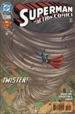 Action Comics # 722