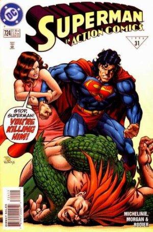 Action Comics # 724