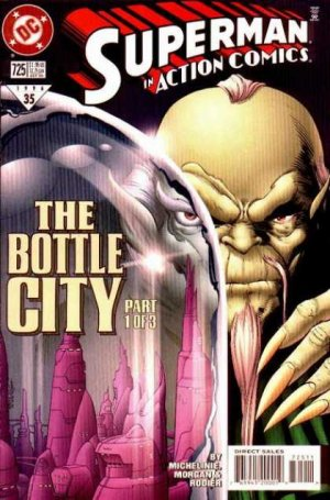 Action Comics # 725