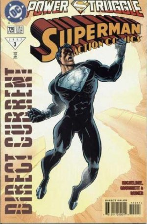 Action Comics # 729