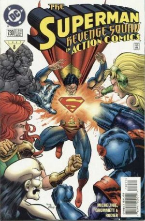 Action Comics # 730