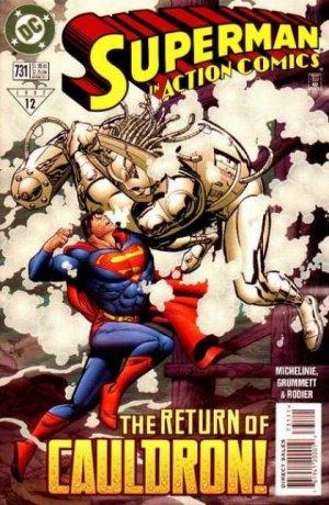 Action Comics # 731