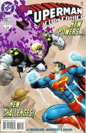 Action Comics # 732
