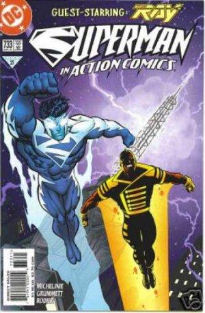 Action Comics # 733