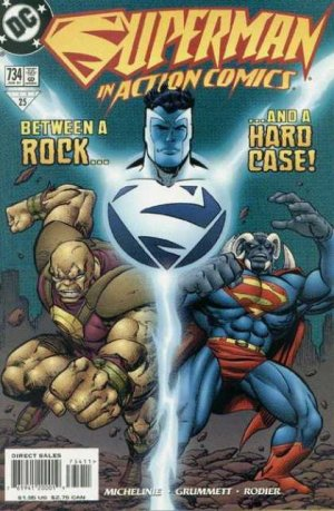 Action Comics # 734