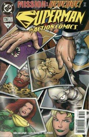 Action Comics # 736