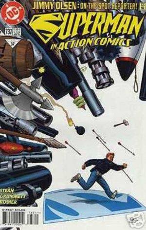 Action Comics # 737