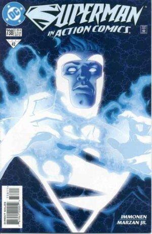 Action Comics # 738