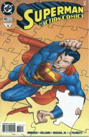 Action Comics # 745