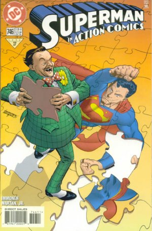 Action Comics # 746