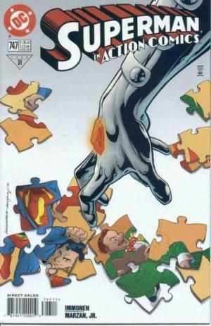 Action Comics # 747