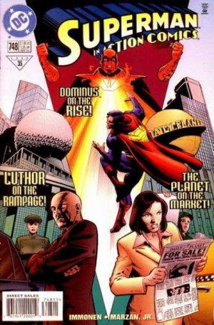Action Comics # 748