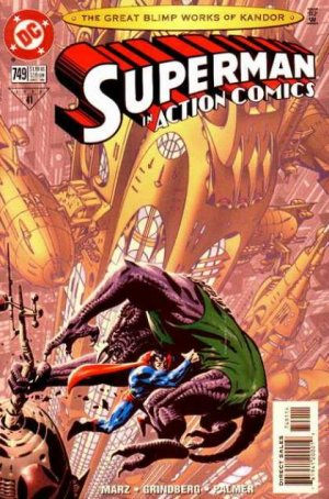 Action Comics # 749