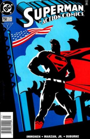 Action Comics # 750