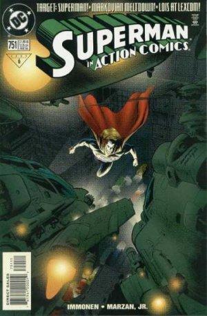 Action Comics # 751