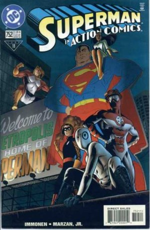 Action Comics # 752