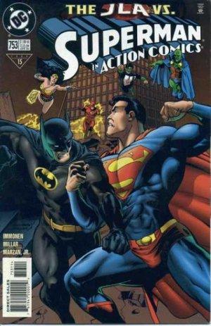Action Comics # 753