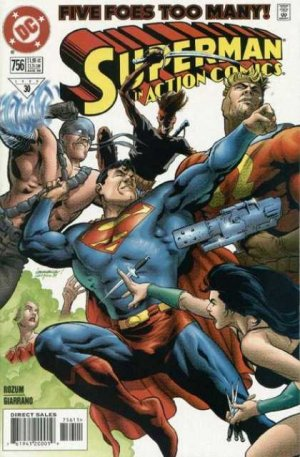 Action Comics # 756