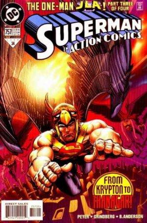 Action Comics # 757