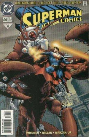 Action Comics # 758