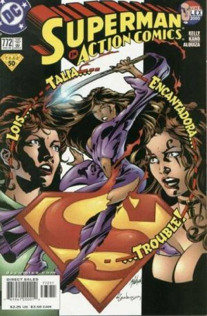 Action Comics # 772
