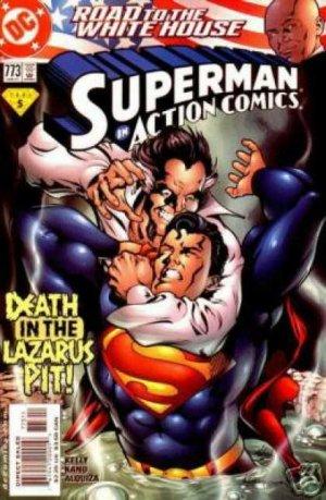 Action Comics # 773
