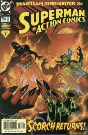 Action Comics # 774