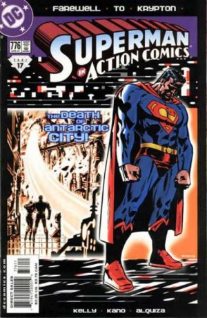 Action Comics # 776