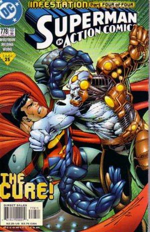 Action Comics # 778