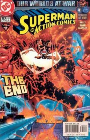 Action Comics # 782