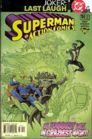 Action Comics # 784