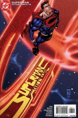 Action Comics # 786
