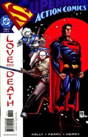 Action Comics # 787
