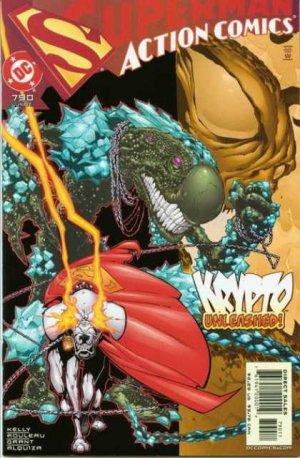 Action Comics # 790