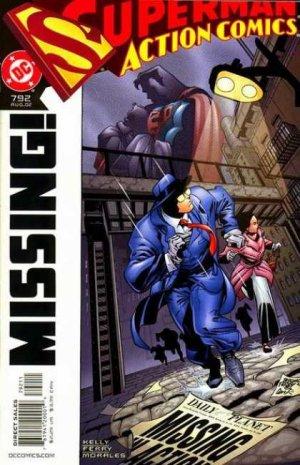 Action Comics # 792