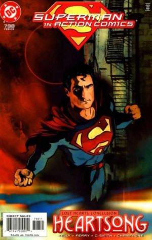 Action Comics # 798