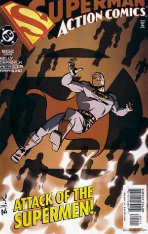 Action Comics # 802