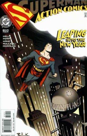 Action Comics # 810