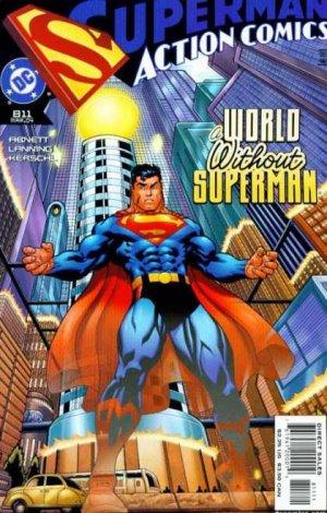 Action Comics # 811