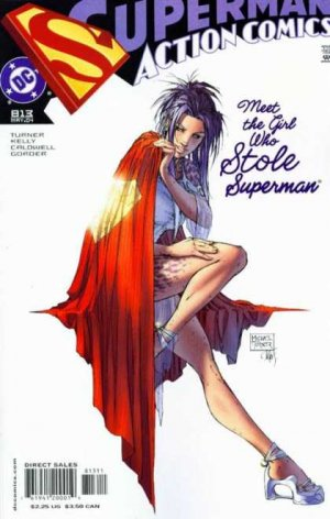 Action Comics # 813