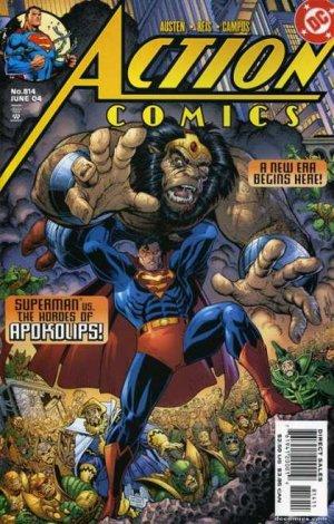 Action Comics # 814
