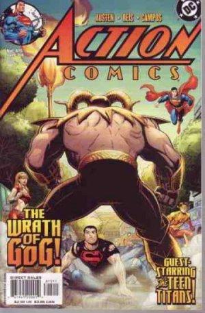 Action Comics # 815