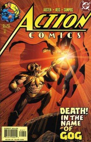 Action Comics # 816