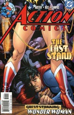 Action Comics # 817