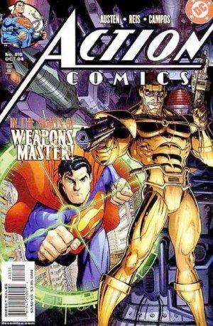 Action Comics # 818