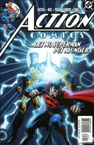 Action Comics # 819