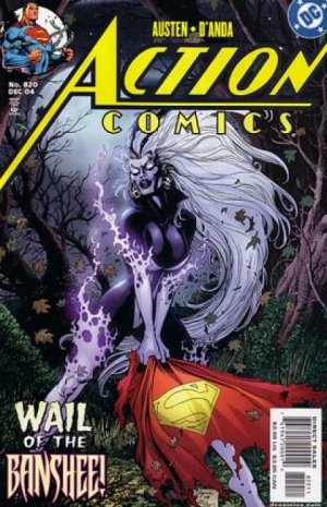 Action Comics # 820