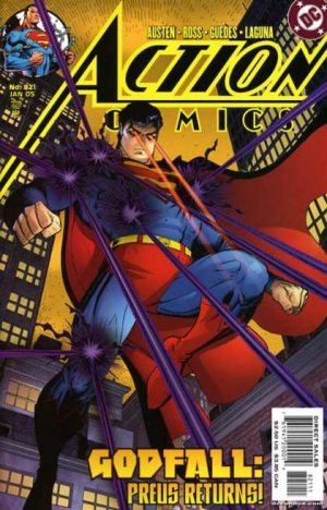 Action Comics # 821